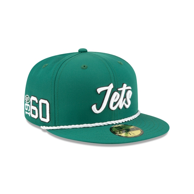 New York Jets NFL Sideline Established Home  59FIFTY Cerrada | Gorras de New York Jets | New Era México
