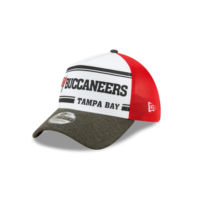 Tampa Bay Buccaneers Nfl Sideline Established Home  39thirty Elástica | Tampa Bay Buccaneers Caps | New Era Cap