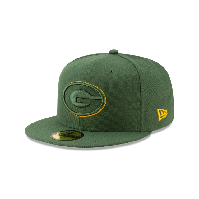 Green Bay Packers Nfl Logo Elements 1.0  59fifty Cerrada | New Era Cap
