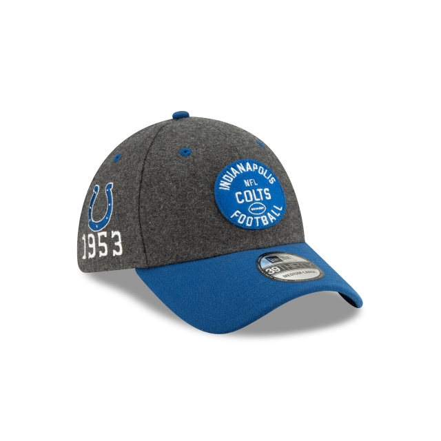 Indianapolis Colts Nfl Sideline Established Home  39thirty Elástica | New Era Cap