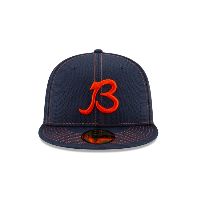 Chicago Bears Nfl Sideline Established Road  59fifty Cerrada | Chicago Bears Caps | New Era Cap