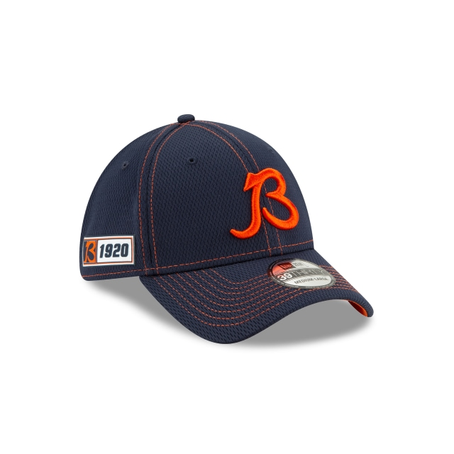 Chicago Bears Nfl Sideline Established Road  39thirty Elástica | New Era Cap