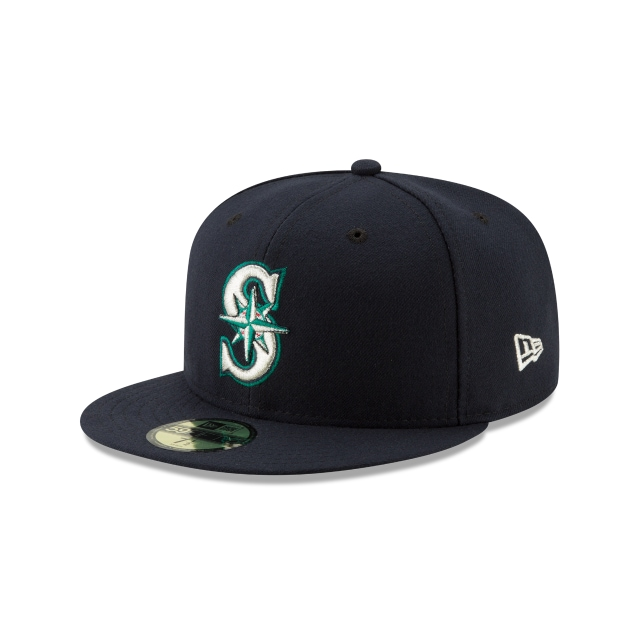 Seattle Mariners Authentic Collection  59FIFTY Cerrada | Gorras de Seattle Mariners | New Era México