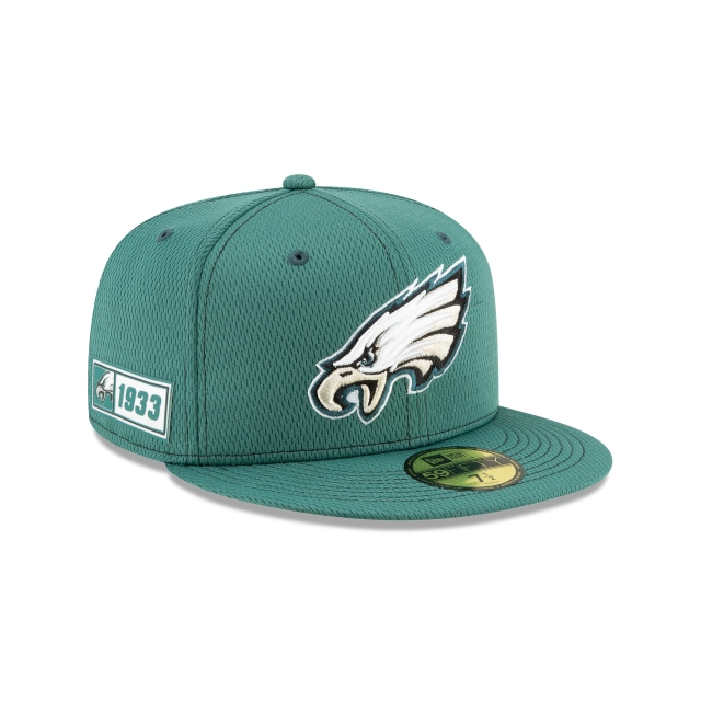 Philadelphia Eagles NFL Sideline Established Road  59FIFTY Cerrada | Gorras de Philadelphia Eagles | New Era México