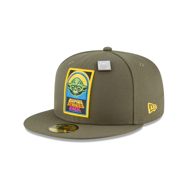 Yoda Star Wars The Empire Strikes Back  59FIFTY | Gorras Star Wars The Empire Strikes Back | New Era México
