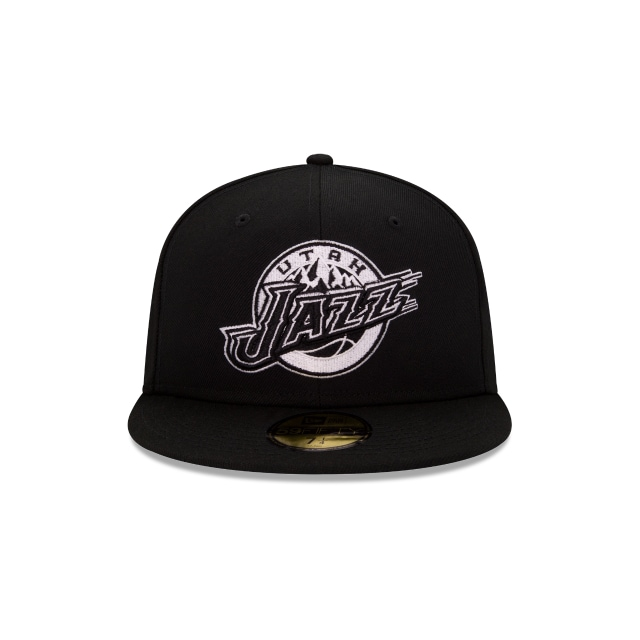 Utah Jazz NBA Hardwood Classics  59FIFTY Cerrada | Gorras de Utah Jazz | New Era México
