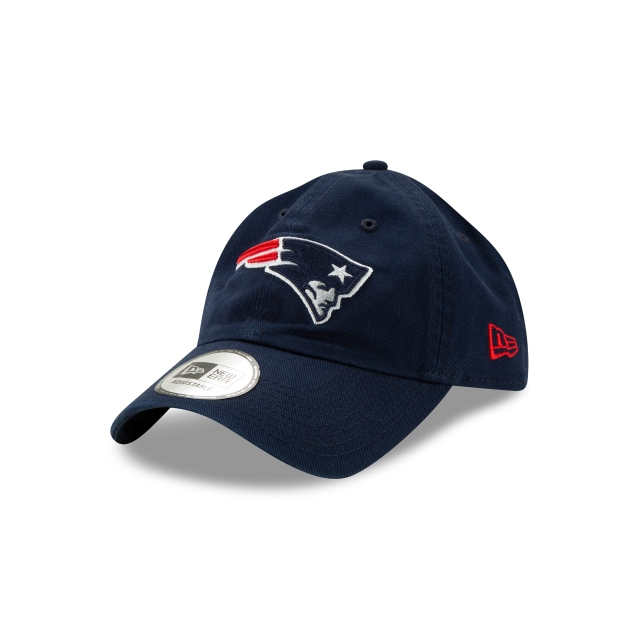 New England Patriots Casual Classic Strapback | New Era Cap
