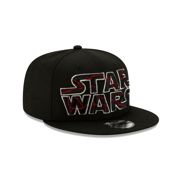 Dark Side Star Wars E9 9FIFTY Snapback | Gorras Star Wars | New Era México