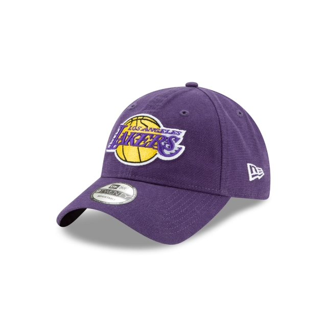 Los Angeles Lakers Fred Segal  9twenty Strapback | New Era Cap