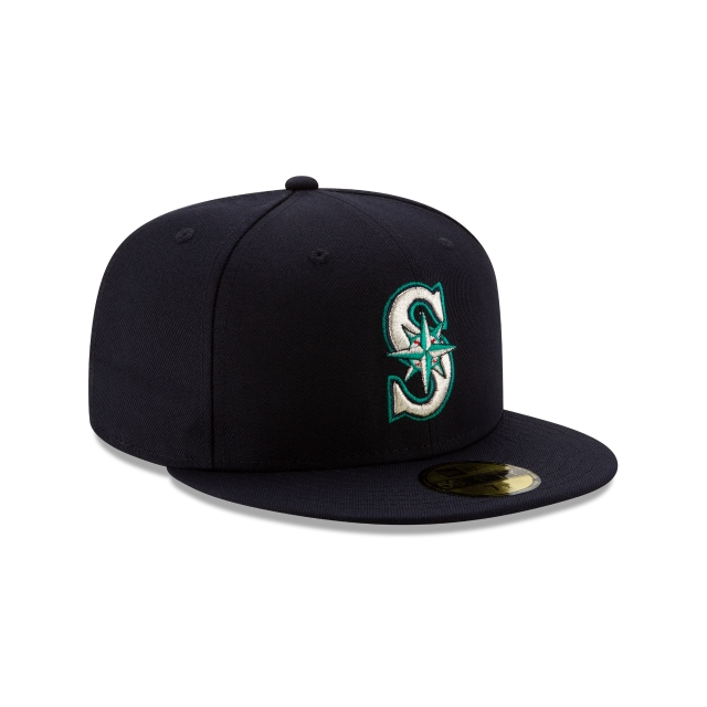 Seattle Mariners MLB Ac 100th Anniversary  59FIFTY Cerrada | Gorras de Seattle Mariners | New Era México