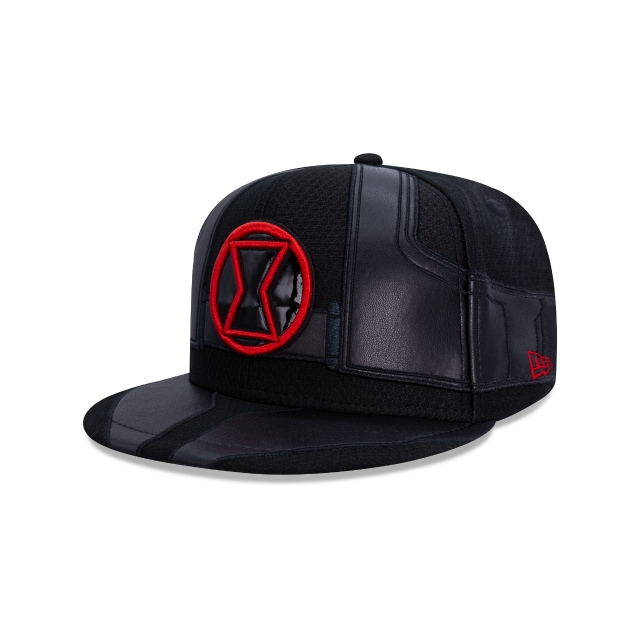 Black Widow Hero 59FIFTY Cerrada Negra | Gorras Black Widow | New Era México
