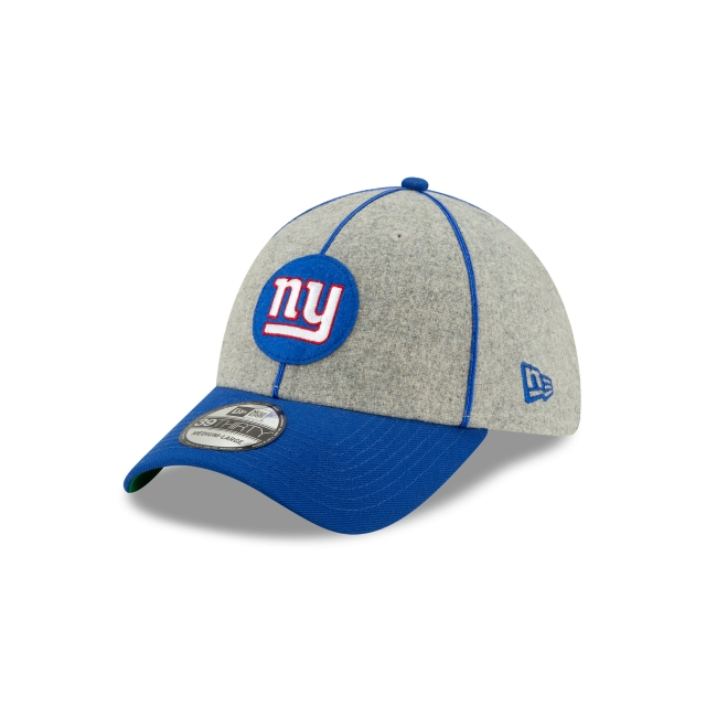 New York Giants Nfl Sideline Established Home  39thirty Elástica | New York Giants Caps | New Era Cap