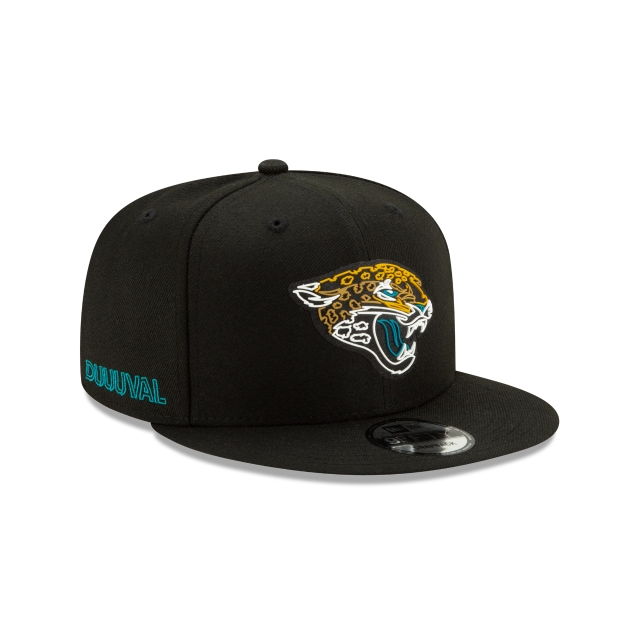 Jacksonville Jaguars Nfl Draft 2020  9fifty Snapback | New Era Cap