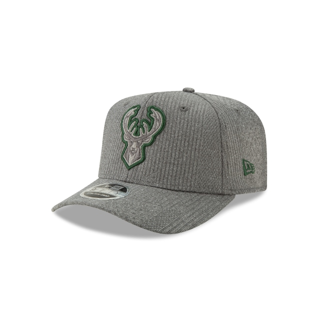Milwaukee Bucks Nba Training 2019  9fifty Ss Snapback | New Era Cap