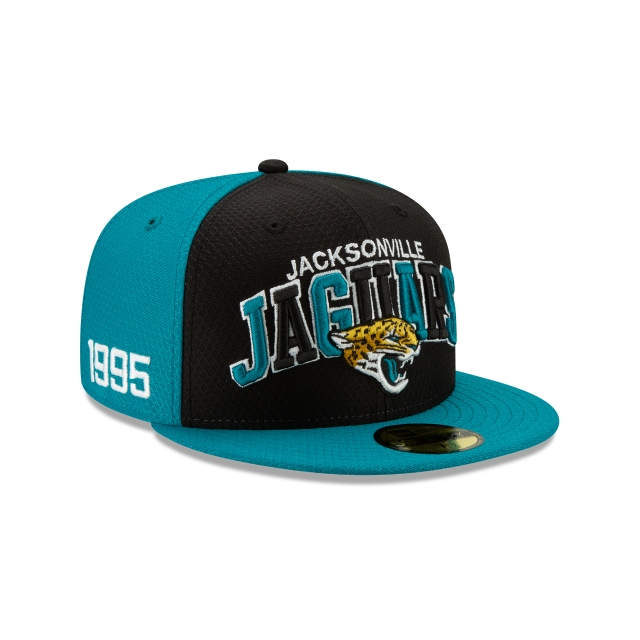 Jacksonville Jaguars Nfl Sideline Established Home  59fifty Cerrada | New Era Cap