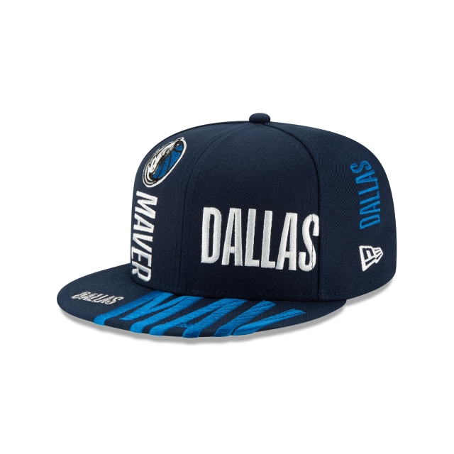Dallas Mavericks NBA Tip Off 2019  9FIFTY Snapback | Gorras de Dallas Mavericks | New Era México
