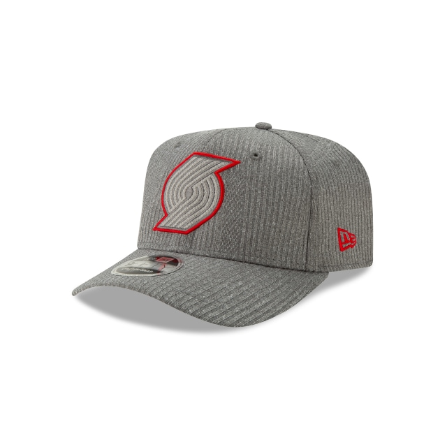 Portland Trailblazers Nba Training 2019  9fifty Ss Snapback | New Era Cap