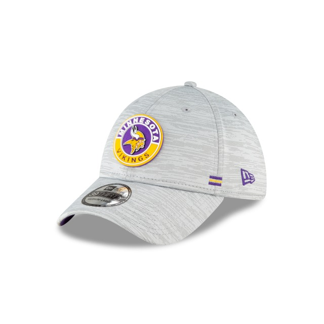 Minnesota Vikings NFL Sideline  39THIRTY Elástica | Gorras de Minnesota Vikings | New Era México