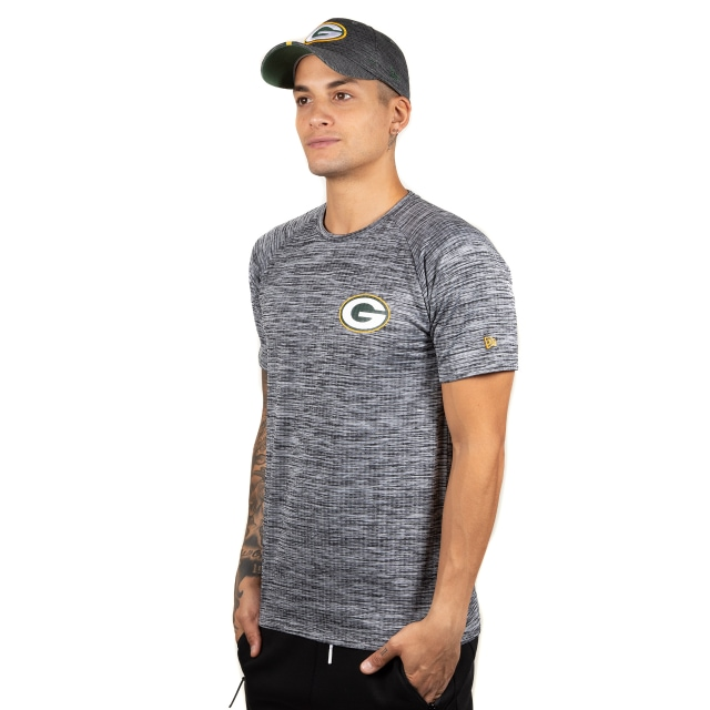 Green Bay Packers Nfl Engineered Fit  Playera Manga Corta | New Era Cap