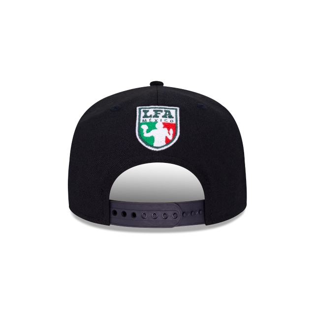 Mexicas LFA 2020  9FIFTY OF Snapback | Gorras LFA 2020 | New Era México