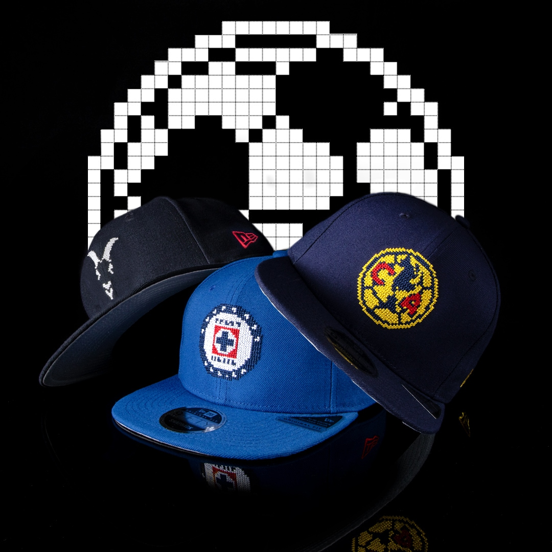 Gorras Pixel Collection