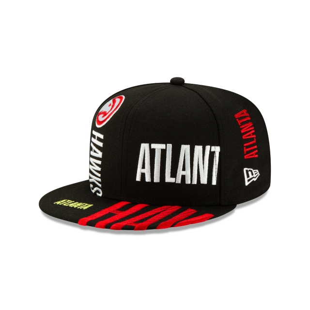Atlanta Hawks Nba Tip Off 2019  9fifty Snapback | Atlanta Hawks Caps | New Era Cap