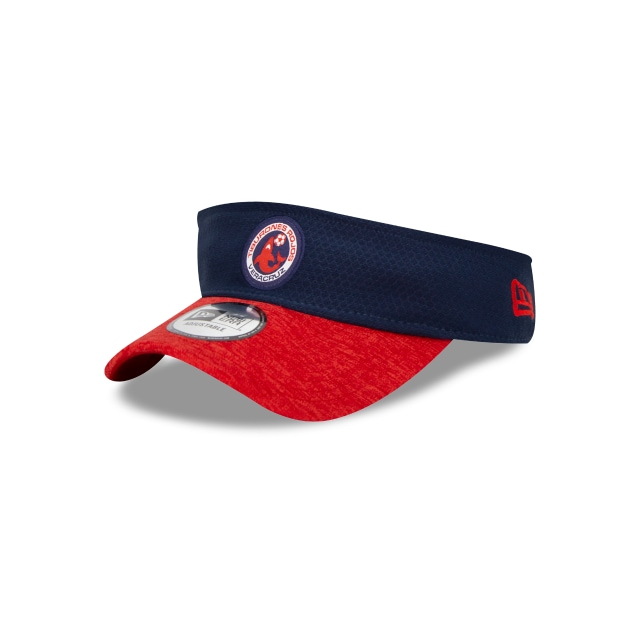 Tiburones Rojos Del Veracruz Performance Collection  Visera Snapback | New Era Cap