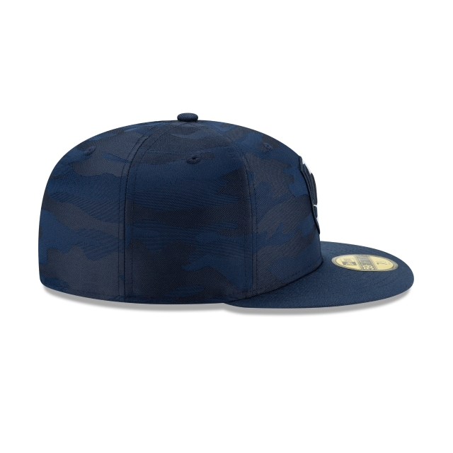 Rayados De Monterrey Camo Collection  59fifty Cerrada | Rayados De Monterrey Caps | New Era Cap