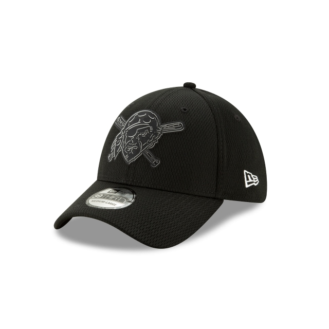 Pittsburgh Pirates Clubhouse Black Edition 2019 39thirty Elástica | Pittsburgh Pirates Caps | New Era Cap
