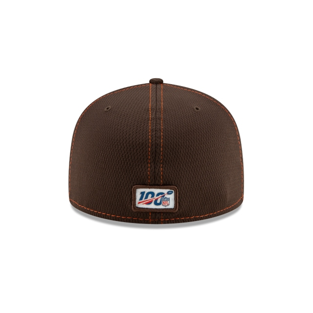 Cleveland Browns Nfl Sideline Established Road  59fifty Cerrada | Cleveland Browns Caps | New Era Cap