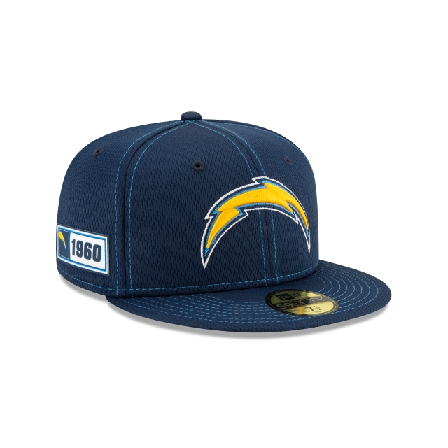 Los Angeles Chargers Nfl Sideline Established Road  59fifty Cerrada | New Era Cap