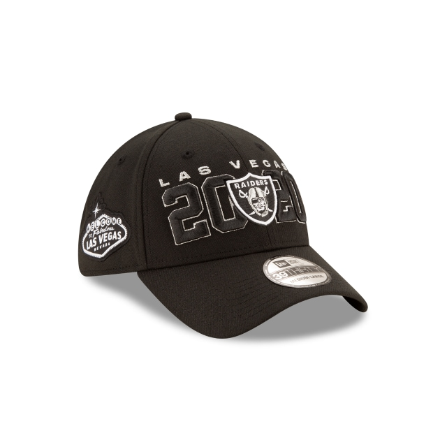 Las Vegas Raiders NFL Draft 2020  39THIRTY Elástica | Gorras de Las Vegas Raiders | New Era México