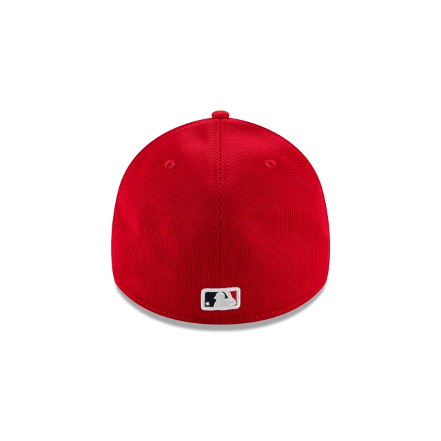 Los Angeles Angels Mlb Clubhouse 2020  39thirty Elástica | Los Angeles Angels Caps | New Era Cap