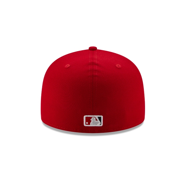 Washington Nationals MLB Ac 100th Anniversary  59FIFTY Cerrada | Gorras de Washington Nationals | New Era México