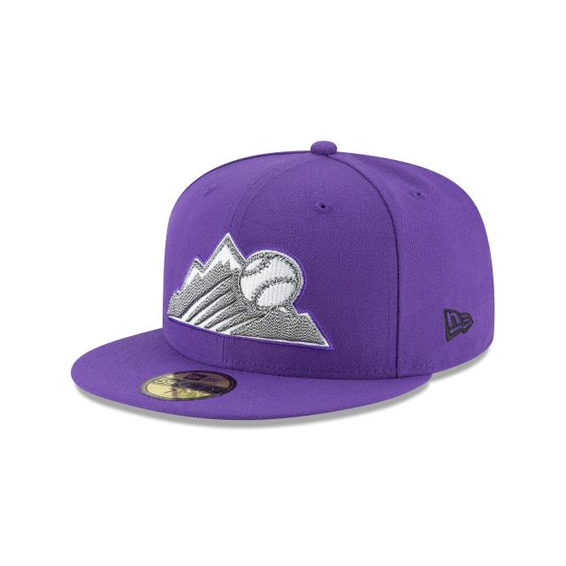 Colorado Rockies MLB Squad Twist  59FIFTY Cerrada | Gorras de Colorado Rockies | New Era México