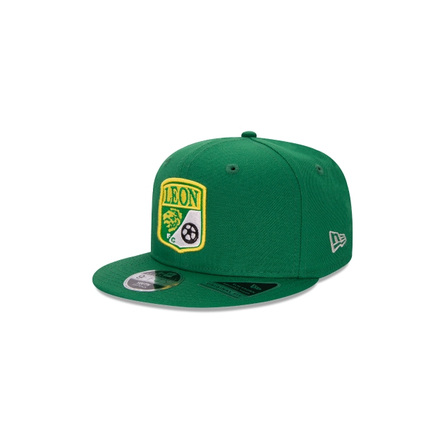 Club León Futbol Basics Para Niño 9FIFTY OF Snapback | Gorras de Club León | New Era México
