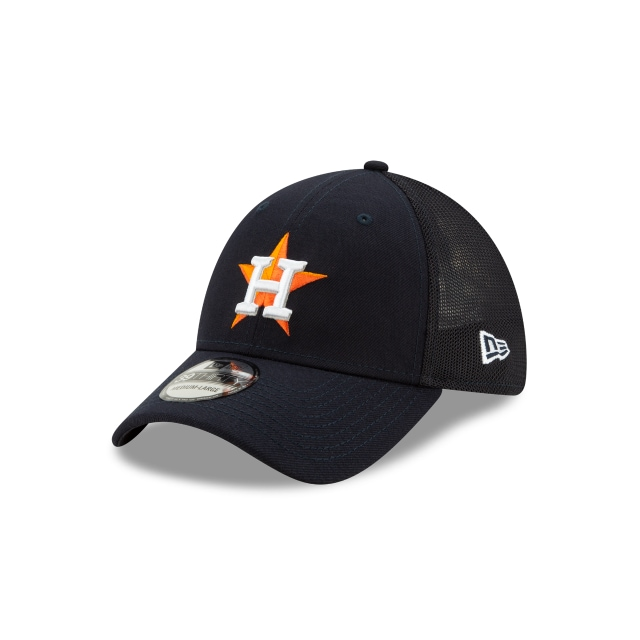Houston Astros Team Mesh  39thirty Elástica | New Era Cap