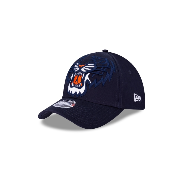 Detroit Tigers Mlb Logo Elements De Niño 9forty Strapback | New Era Cap
