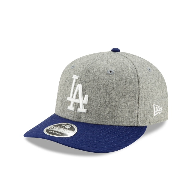 Los Angeles Dodgers Fred Segal  9fifty Retro Crown | New Era Cap