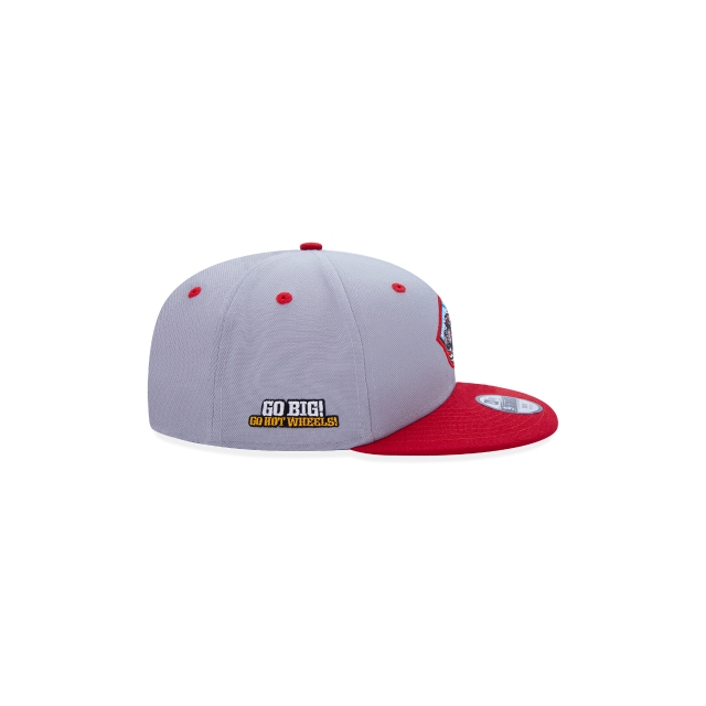 Logo Hot Wheels  De Niño 9fifty Snapback | Custom Caps | New Era Cap