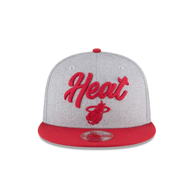 Miami Heat NBA Draft 2020  9FIFTY Snapback | Gorras de Miami Heat | New Era México