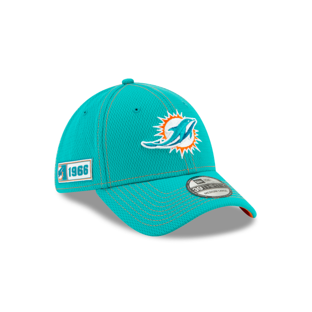 Miami Dolphins Nfl Sideline Established Road  39thirty Elástica | New Era Cap