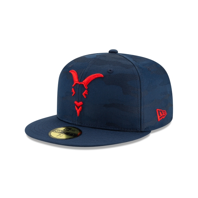 Chivas de Guadalajara Camo Collection  59FIFTY Cerrada | Gorras de Chivas de Guadalajara | New Era México