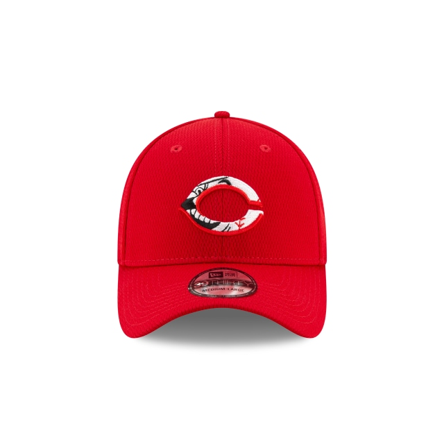 Cincinnati Reds Mlb Batting Practice 2020  39thirty Elástica | Cincinnati Reds Caps | New Era Cap