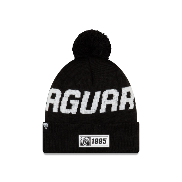 Jacksonville Jaguars Nfl Cold Weather 2019  Knit | New Era Cap