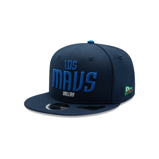 Dallas Mavericks Nba Mexico City Games 2019  9fifty Snapback | New Era Cap
