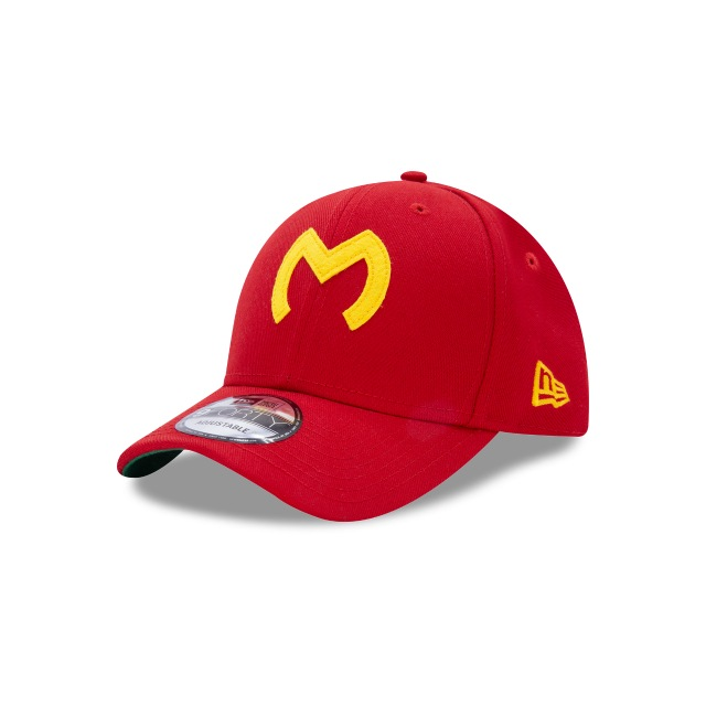 Monarcas Morelia Felt Collection  9FORTY Strapback | Gorras de Monarcas Morelia | New Era México