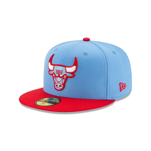 Chicago Bulls Nba City Series 2019  59fifty Cerrada | New Era Cap