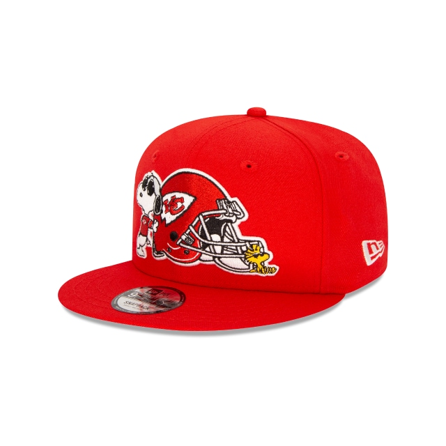 Kansas City Chiefs Peanuts X Nfl  9fifty Snapback | New Era Cap