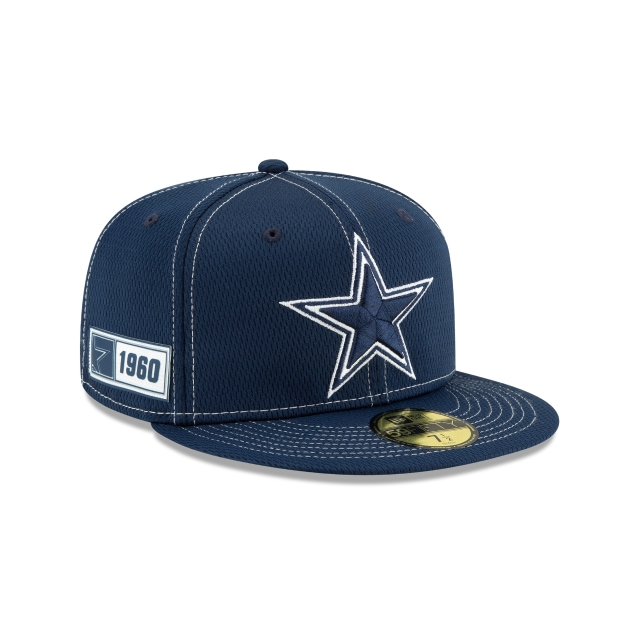 Dallas Cowboys NFL Sideline Established Road  59FIFTY Cerrada | Gorras de Dallas Cowboys | New Era México